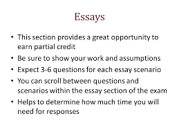 essays exam topics part financial planning performance and  3 essays