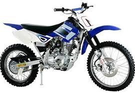 200cc twister dirt bike