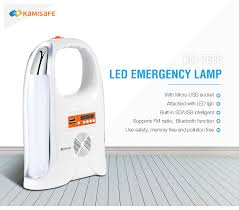 Led Emergency Light Circuit With Battery Overcharge Protection Km 7686 China Emergency Lights For Camping Hiking With