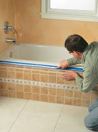 smooth the caulk with a moistened plastic straw or a moistened fingertip to create an even finish make sure this spot is well sealed as it is a prime spot