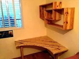 floating desk diy floating corner desk build a corner desk how to make a corner desk