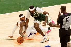 Milwaukee Bucks vs. Phoenix Suns Game Four Preview: Can Milwaukee Even the  Series? - Brew Hoop