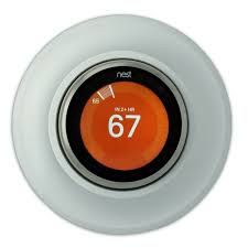 nest thermostat wall plate for
