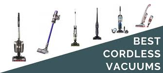 8 best cordless vacuums in 2020