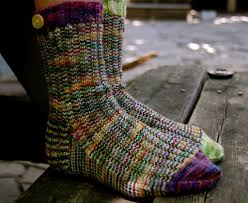 Knitted Sock Patterns Beauteous Free Sock Knitting Patterns To Download On Craftsy