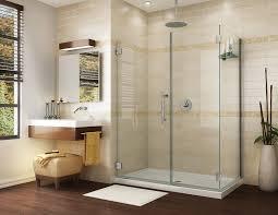 opaque single shower doors. 1-3-Frameless-pivot-door-2-sided-shower- Opaque Single Shower Doors S