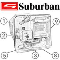 suburban water heater service manual best setting instruction guide \u2022 Suburban Water Heater Wiring Diagram at Wiring Diagram For Suburban Sw6de Water Heater
