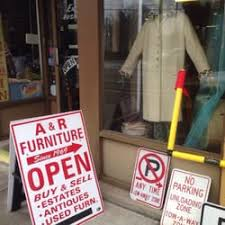 A & R Used Furniture & Antiques Antiques 706 N Central St