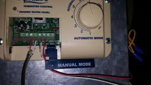 humidistat wiring instructions ewiring aire 500 humidifier model 60 humidistat wiring help
