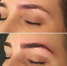a cosmetic tattoo accurately describes the por service of tattooing the appearance of traditional cosmetic eyebrows eyeliner and lip color among