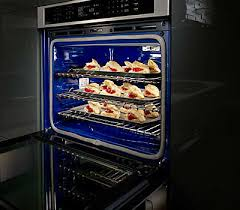 24 double wall oven true convection kodc304ess kitchenaid® true convection oven upper oven