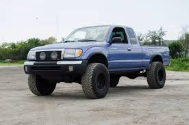 Offroad package 1999 Toyota Tacoma TRD 4X4 lifted | Lifted trucks ...