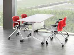foldable office desk. Folding Discussion Table Foldable Office Desk E