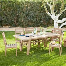 outdoor furniture west elm. Charming Driftwood Outdoor Furniture West Elm