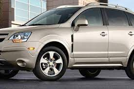 2014 Chevrolet Captiva Sport Top Speed