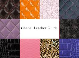 the decision to a chanel bag is always easy but the decision of which chanel leather to pick isn t always straightforward with many options readily