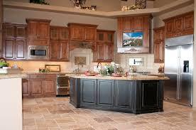 Cherry Wood Kitchen Cabinets Dark Cherry Kitchen Cabinets