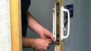 sliding glass door lock replacement replacing patio door locks sliding glass door lock replacement sliding door sliding glass door lock