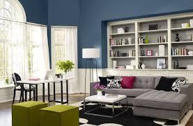 gray green paintliving room  Breathtaking Blue Gray Living Room Colors Brilliant