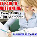 browsing archives of  get paid to write online paid writing jobs