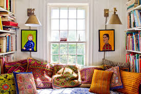 Small Picture Bohemian Home Decorating Ideas Boho Decor Bliss Bright Gypsy