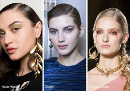 fall winter 2017 2018 jewelry trends single earrings