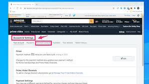 Explore the advantages of having an amazon rewards visa signature card. What Is My Amazon Prime Video Pin How To Set Up And Manage It