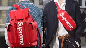 louis vuitton x supreme backpack. supreme x louis vuitton: irreverent luxury | stylus innovation research \u0026 advisory vuitton backpack