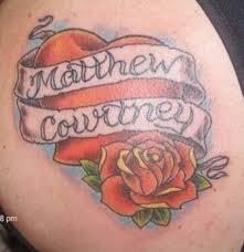 Tetování Jmen Fotogalerie Motivy Tetování