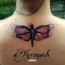 стрекоза значение татуировок в ржева Rustattooru