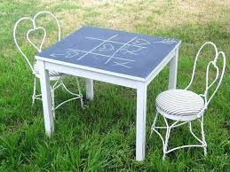 shabby chic childrens furniture. Chic Childrens Furniture Remember Those Vintage Ice Cream Parlor Chairs Shabby Bedroom