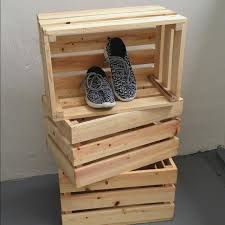 wooden crate wooden box wood decor furniture shelves drawers on carou