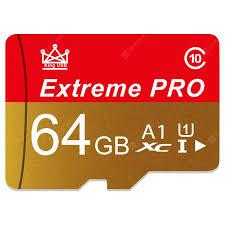 Micro SD Card Class10 Memory Card 64GB 128GB Extreme PRO ...