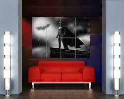 amazon batman superhero art bat signal giant wall art print picture poster mr295 posters prints on giant wall poster art print with amazon batman superhero art bat signal giant wall art print