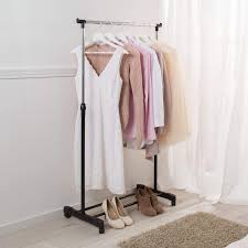 Kleiderständer Wäscheständer Garderobenständer Auf Rollen