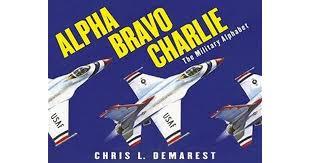 The international phonetic alphabet (revised to 2015). Alpha Bravo Charlie The Military Alphabet By Chris L Demarest