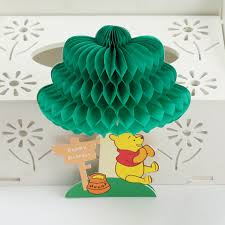 10 Pieces Lot Handmade Creative 3d Pop Up Cute Bear Greeting Cards