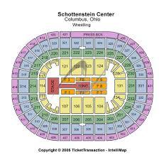 Schottenstein Center Seating Chart Schottenstein Center Tickets And Schottenstein Center