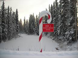 real santa claus north pole.  Claus Santa Claus And The North Pole Alaska And Real Pole