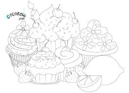 If You Give A Moose A Muffin Coloring Page Acnee