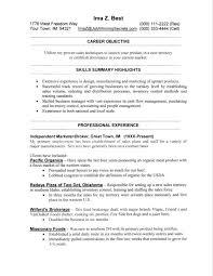 Resume Layout Examples Musiccityspiritsandcocktail Com