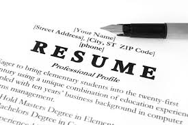 What Does A Resume Look Like