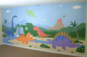 21 best dinosaur mural ideas dinosaur