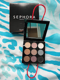 sephora collection mini bag makeup palette natalie loves