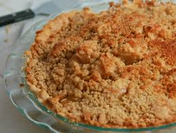 apple pie with crumb topping recipe