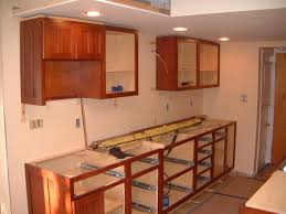 Diy Install Kitchen Cabinets Kitchen Mounting Kitchen Wall Cabinets How To Install Wall And