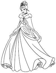 Scarica E Stampa Disegni Da Colorare Di Principesse Disegni Da