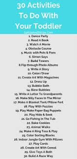 Best 25+ Family activities with toddlers ideas on Pinterest ...