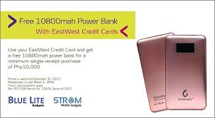Follow the instructions below enter the amount of your payment then, under the payment options field choose credit/debit card. Eastwest Bank Credit Card Premium Perks Promo Eastwestbanker Com