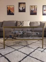 lego set buildmillennium falcon 75192 coffee table